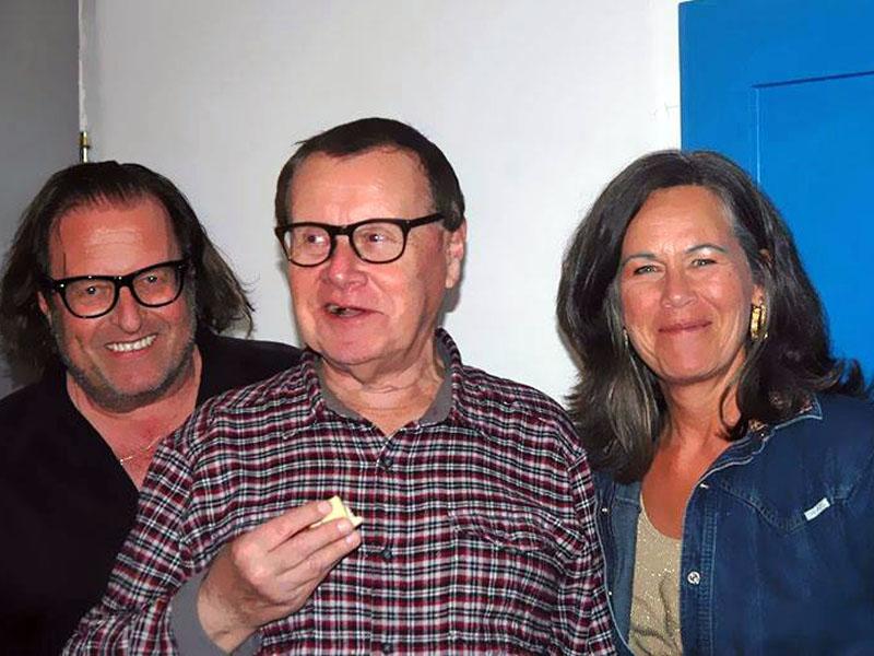 Peter Warum / Gerhard Kubik / Daniela Maria Span