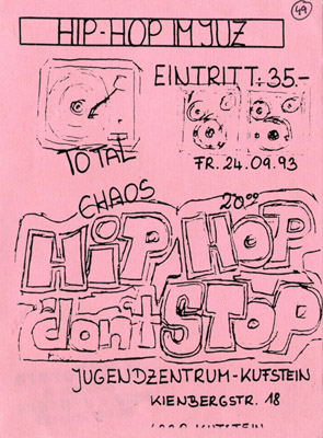 1993-09-24-Total Chaos-Kufstein