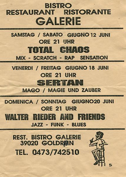 1993-06-12-Total Chaos-Suedtirol