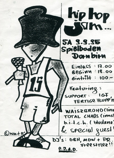 1995-09-09-spielboden dornbirn-Total Chaos-Waiszbrohd