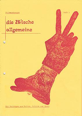 z6'sche Allgemeine 1980
