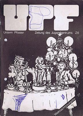 z6 upf - weihnachtsausgabe 1977