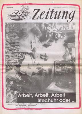 z6 zeitung 1986-11