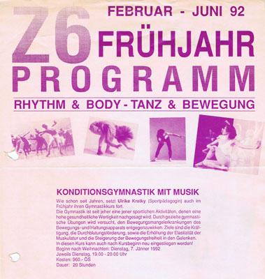 z6 programm 1992-02