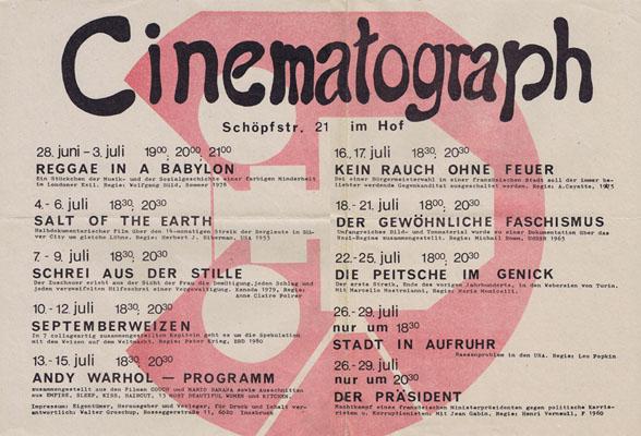 1981-07-01-cinematograph-plakat