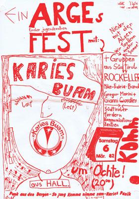 1982-03-06-komm - arges fest - karies buam