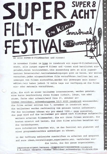 1981-11-09-komm-super8 festival