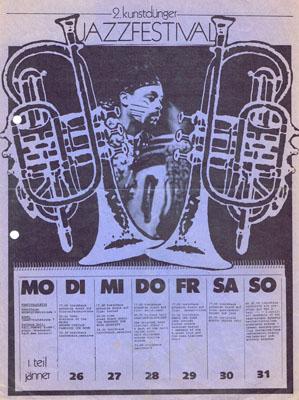 treibhaus jazzfestival 1982-01-26
