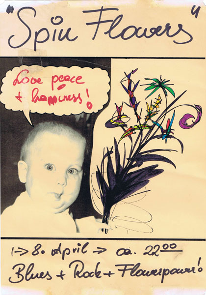 1995-04-08-spektrumplakat-spin-flowers