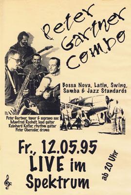 1995-05-12-spektrumplakat-peter-gartner-combo