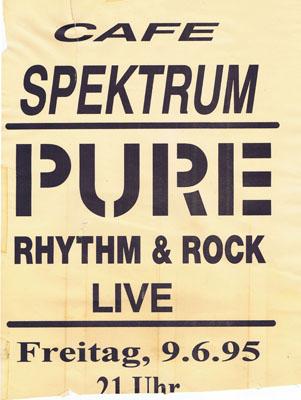 1995-06-09-spektrumplakat-pure