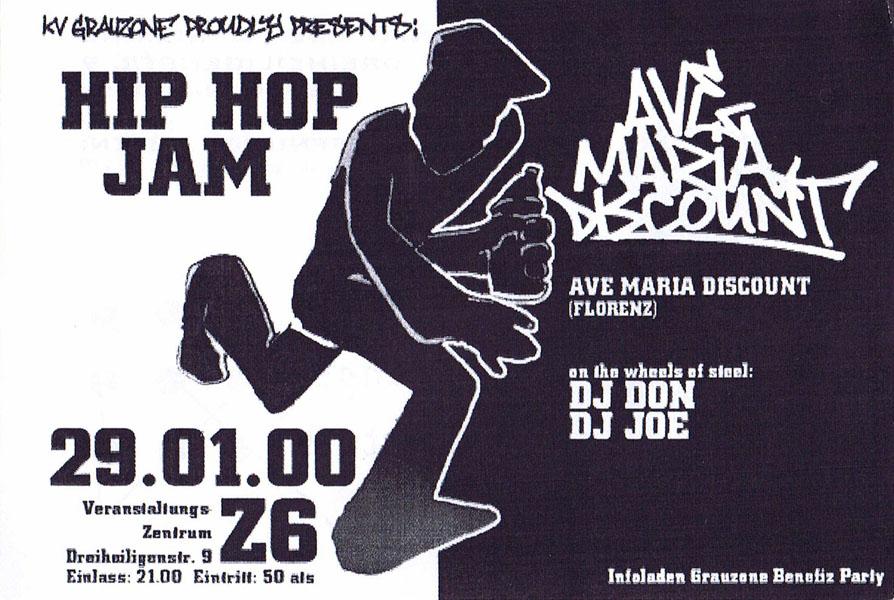 2000-01-29-z6-grauzone-hiphopjam