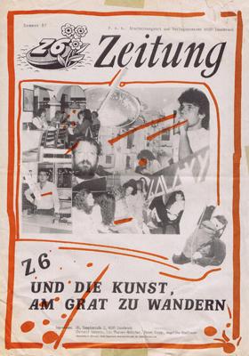 z6 zeitung 1987-08