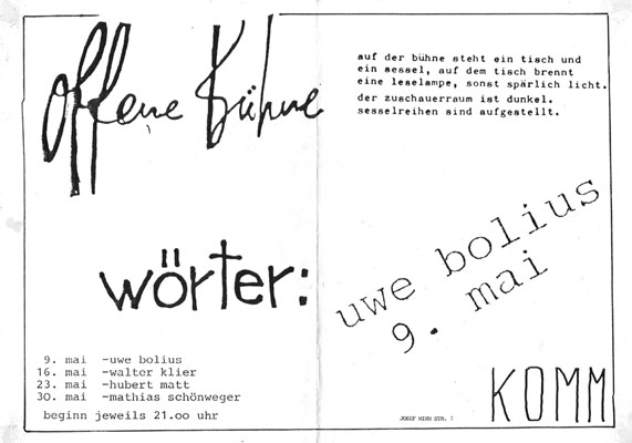 1984-05-09_komm_lesung uwe bolius