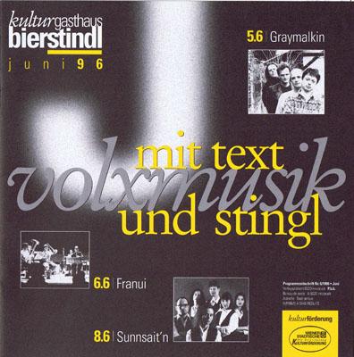 1996-06-01-bierstindl programm