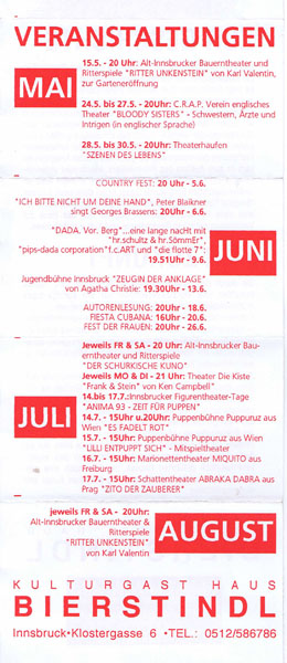 1993-05-01-bierstindl programmflyer