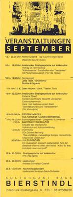 1993-09-01-bierstindl programmflyer