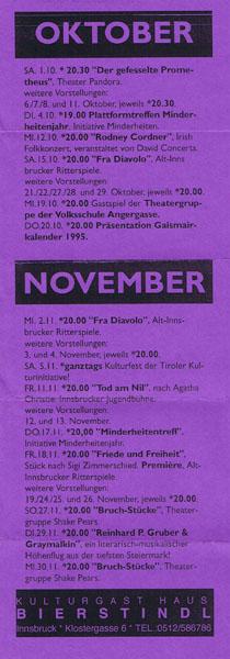1994-10-01-bierstindl programmflyer