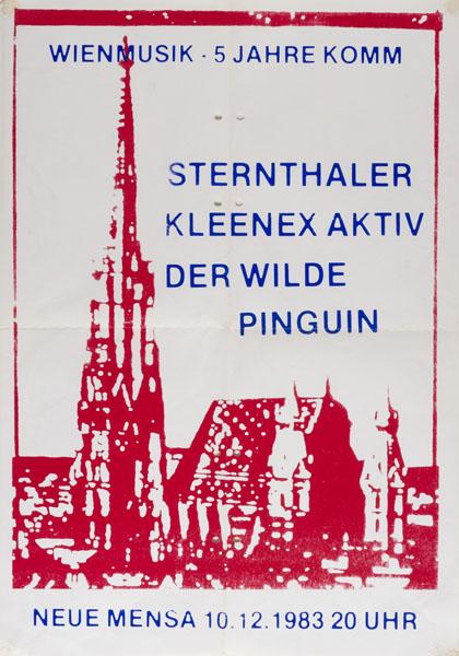 1983-12-10_komm_sternthaler_kleenex aktiv_der wilde pinguin