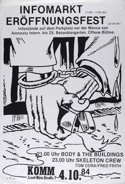 1984-10-04_komm_body and the buildings_skeleton crew