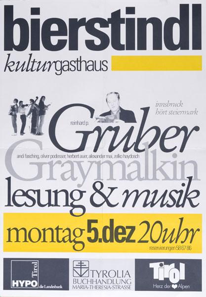 1994-12-05 - bierstindl - gruber - graymalkin