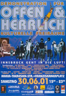 2001-06-30  - innsbruck - offen & herrlich