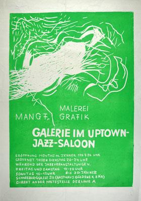 1967-01-16 - jazzsaloon - mang f. ausstellung