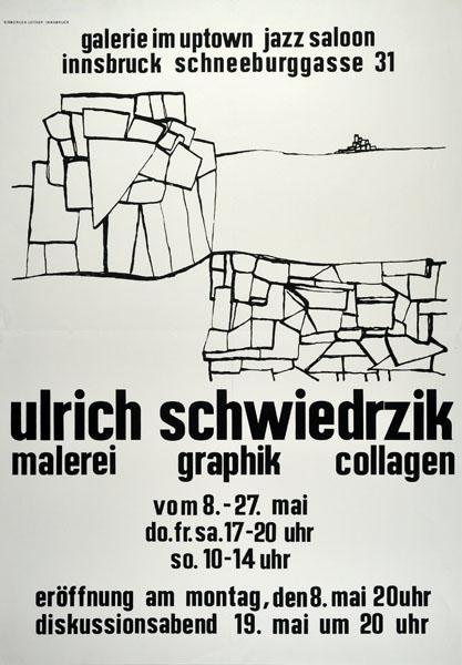 1967-05-08 - jazzsaloon - ulrich schwiedrzik ausstellung