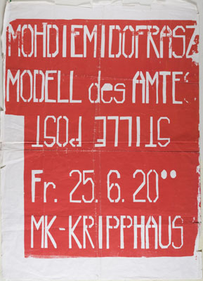 1982-06-25 - kripphaus - modell des amtes