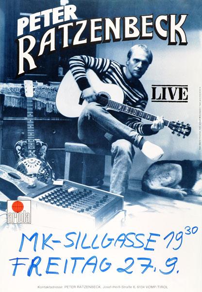 1985-09-27 - kripphaus - peter ratzenbeck