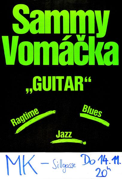 1985-11-14 - kripphaus - sammy vomacka