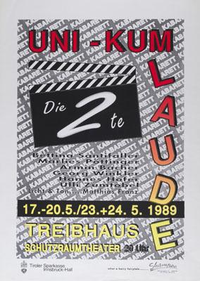 1989-05-17 - treibhaus - unikum laude