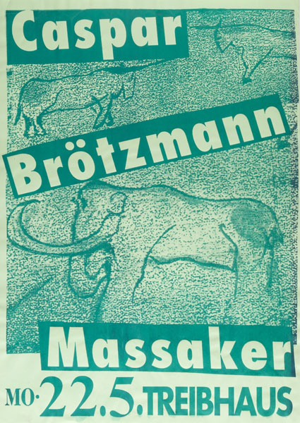 1989-05-22 - treibhaus - caspar broetzmann