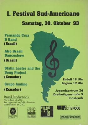 1993-10-30 - z6 -  sud-americano festival