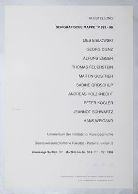 1999-06-26_galerieraum uni_cunst&co_serigrafische mappe