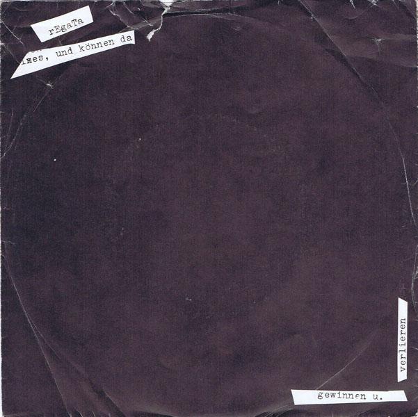 ricci regata - 1983
