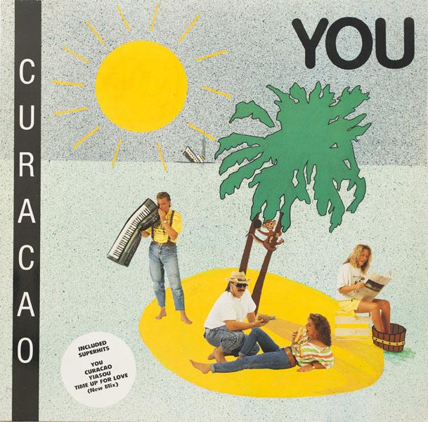 Curacao - You - 1988