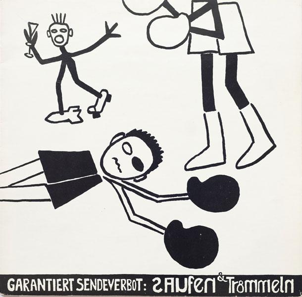 Garantiert Sendeverbot - Saufen Und Trommeln - 1989