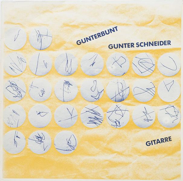 Gunter Schneider - Gunterbunt - 1985
