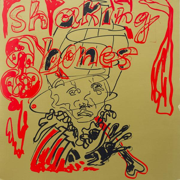 Shaking Bones - Shaking Bones - 1988