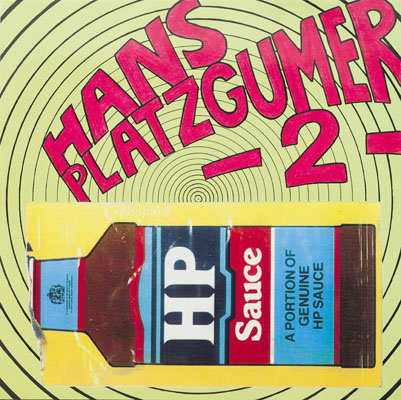 Hans Platzgumer - HP Sauce - 1989