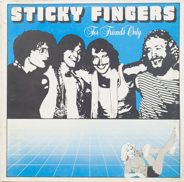 Sticky Fingers - For Friends Only - 1983