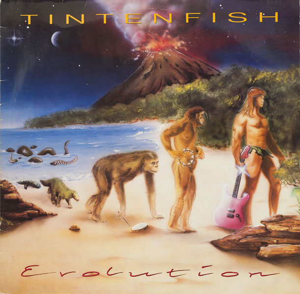 Tintenfish - Evolution - 1989