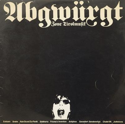 VA - Abgwuergt - 1982