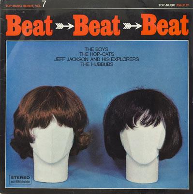 VA - Beat Beat Beat - 1966