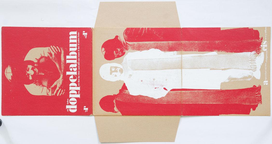 Werner Pirchner - Das Halbe Doppelalbum - 1973