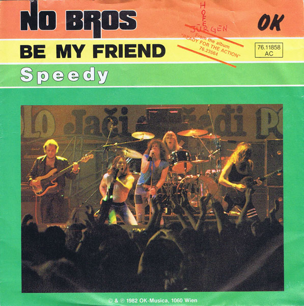 nobros-be my friend-1982