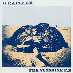 hp zinker - sunshine ep - 1991