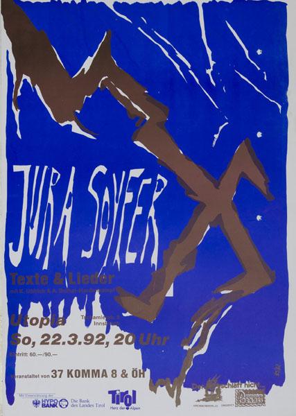 1992-03-22 - utopia - jura soyfer