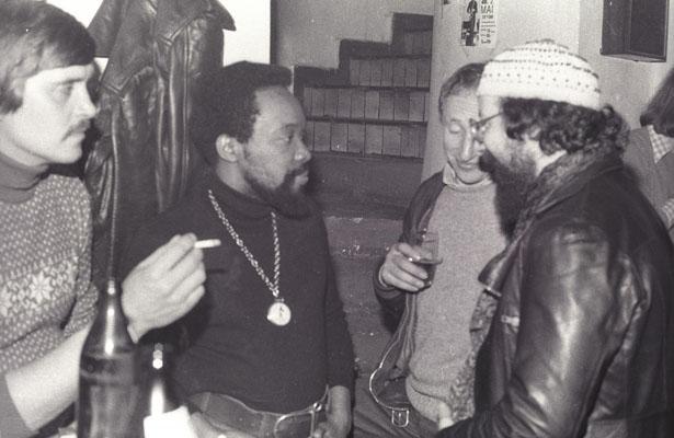 jazzclub 1974: henner kröper, fritz power